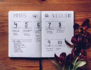 Veckoplan i mars - reaktionista.se