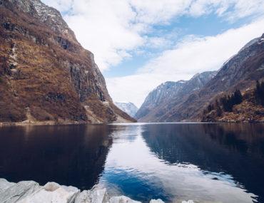 Norway in a nutshell - Gudvangen - reaktionista.se