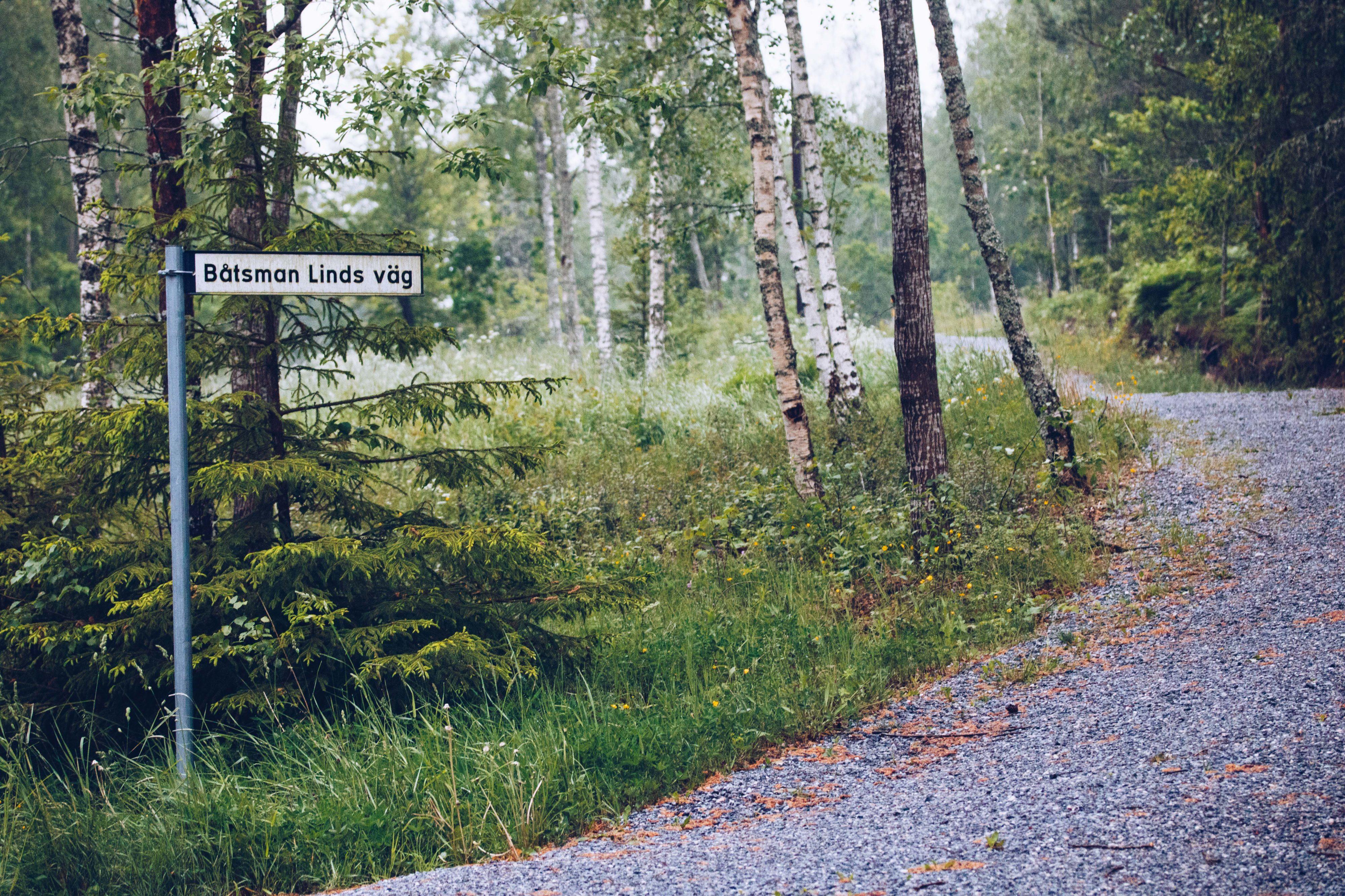 Båtsman Linds väg Blidö - reaktionista.se